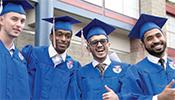 Kickoff to Graduation